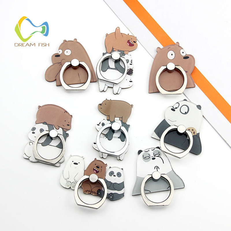 Metal Ring Universal Mobile Cell Phone Grip Stand Holder Smartphone for font b Samsung b font