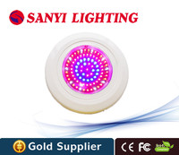 UFO LED Plant Grow Light 90W Indoor Growing Flowering Hydroponics R/B/O/W CE FCC For Iindoor Plant DHL free shipping to Russia