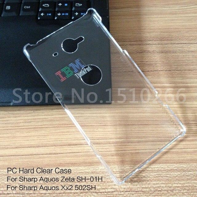 US $5 9 |PC Hard Clear Protective Back Case For Sharp Aquos Zeta SH 01H /  Sharp Aquos Xx2 502SH on Aliexpress com | Alibaba Group