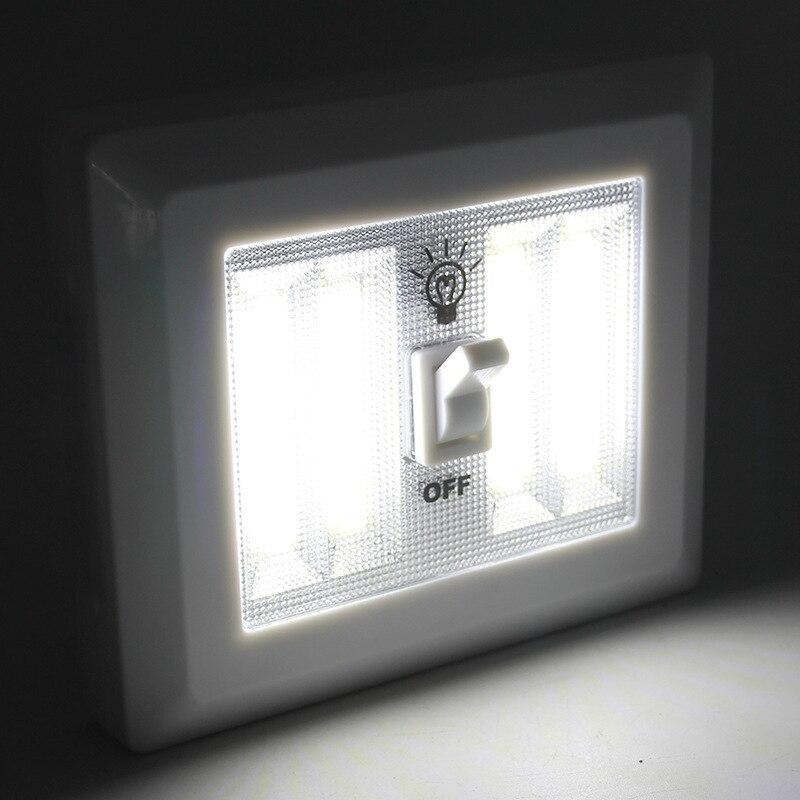 1 шт. удара переключатель бра светодиодный Аккумуляторный свет Батарея работает Кухня кабинет, гараж гардероб лагерь лампа аварийной ситуа... ...