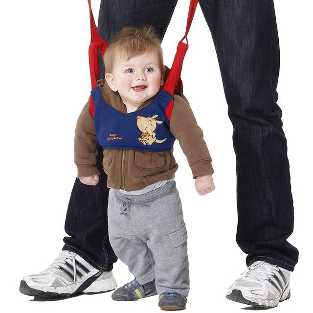 Alta Calidad Del Niño Del Bebé Caminar Wing Niños Andador Asistente de Ventilación de Seguridad Del Bebé Portador del Arnés del Cinturón de Seguridad Cinturón
