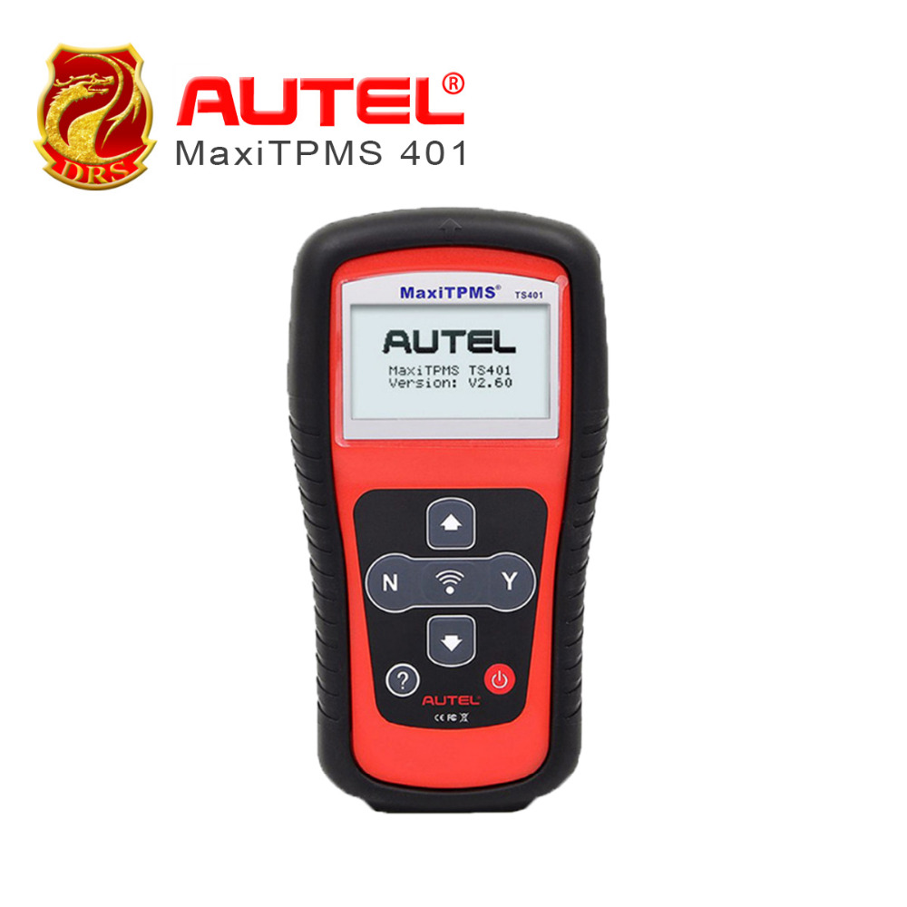Prix pour AUTEL MaxiTPMS TS401 Nouvelle génération TPMS De Diagnostic et Service Tool un accès facile à la défectueux TPMS capteur livraison en ligne mise à jour