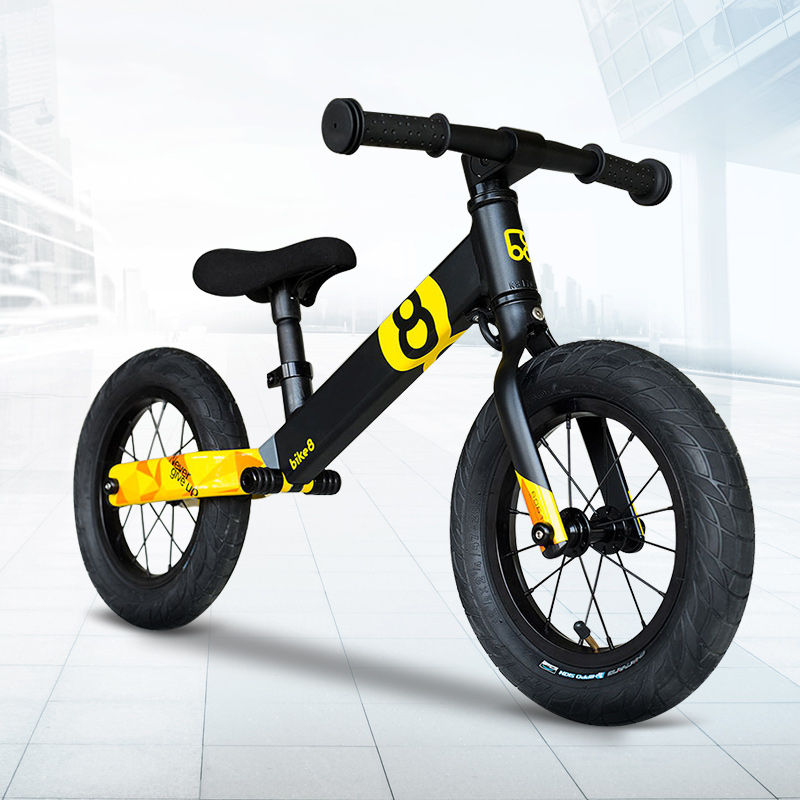 Bike8 Children's Balance Bike Without Pedals For 1-6 Years Old Kid's Safe Bike Kid Sliding Bicycle