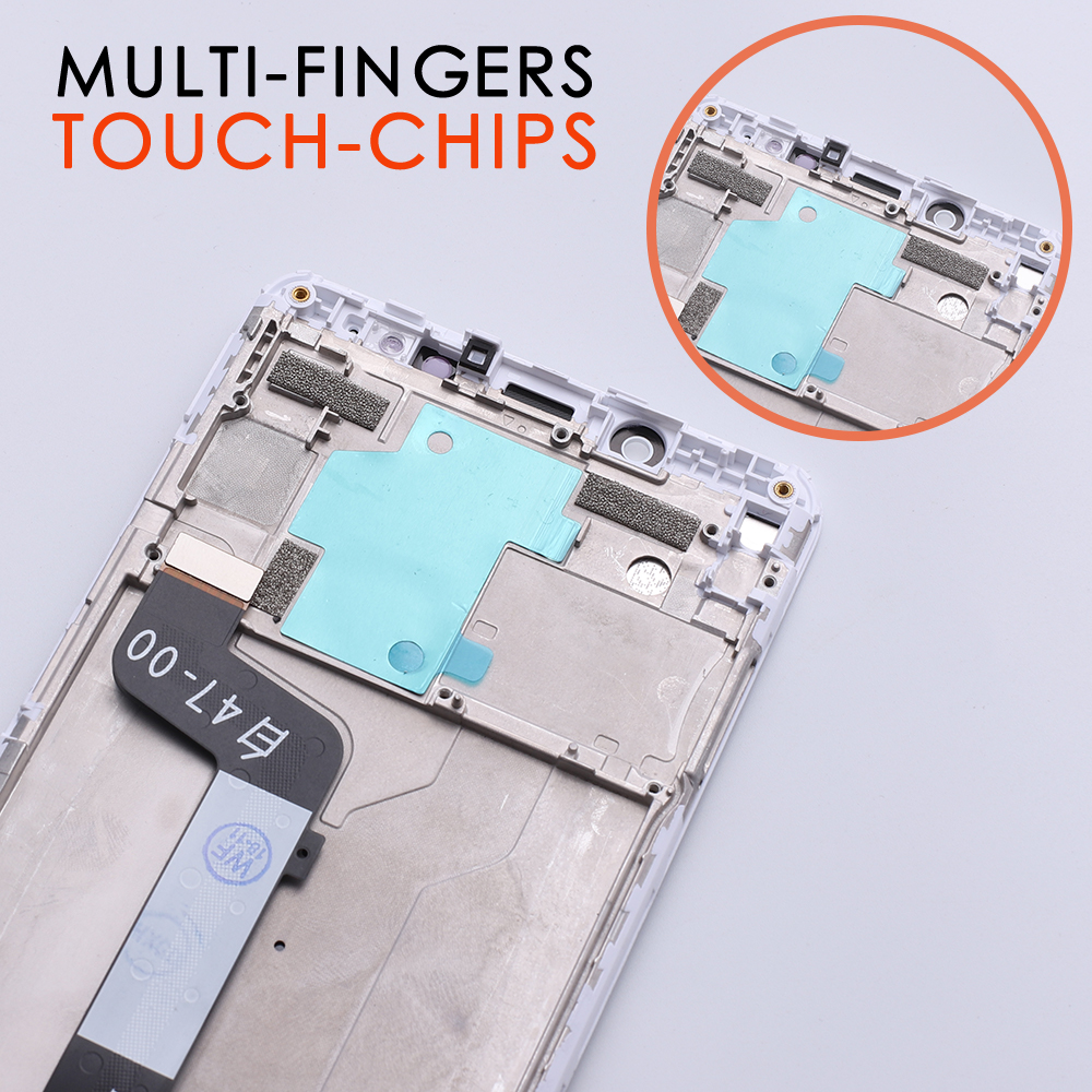 Image 2 - 10 Touch AAA Quality LCD+Frame For Xiaomi Redmi Note 5 Pro LCD Display Screen Replacement For Redmi Note 5 LCD Snapdragon 636-in Mobile Phone LCD Screens from Cellphones & Telecommunications