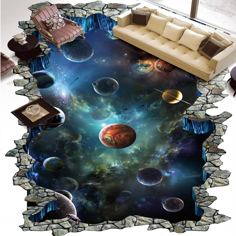 Free Shipping 3D Floor Painting bathroom living room custom flooring wallpaper mural bedroom home decoration free shipping marble texture parquet flooring 3d floor home decoration self adhesive mural baby room bedroom wallpaper mural