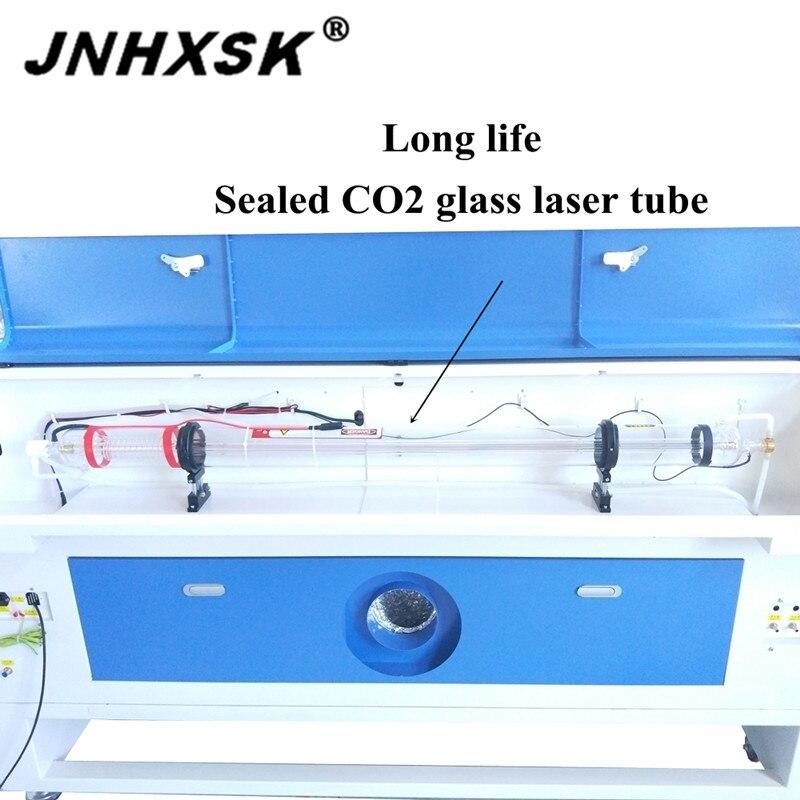 JNHXSK 130 w CNC CO2 laser graveur TS1390 avec système ruida scellé CO2 laser tube longue durée de vie laser gravure et découpeuse - 4