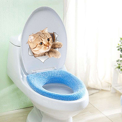 Cats-3D-Wall-Sticker-Toilet-Stickers-Hole-View-Vivid-Dogs-Bathroom-Home-Decoration-Animal-Vinyl-Decals (2)