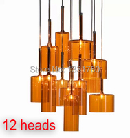 Spillray Pendant Lamp From Axo Light Suspension Lighting Modern Glass Pendant Lighting Dinning Room Hanging Lamp