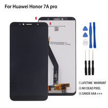 Original For Huawei Honor 7A pro LCD Display Touch Screen Digitizer Assembly For Honor 7A pro AUM-L29 Aum-L41 Screen LCD Display
