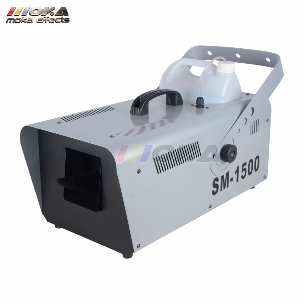 1500W Stage FX Snow Machine wire control Snow maker Cover 60m3 for  Party KTV Stage Performance special effects mini 600w snow machine pro snow snowflake snow maker machine stage dj party show