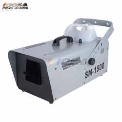 1500W Stage FX Snow Machine wire control Snow maker Cover 60m3 for  Party KTV Stage Performance special effects