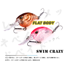 6CM 5.5G Floating Fishing Lure Hard Deep Swim Bait Fish Tackle Minnow Wobbler Japan Crankbait