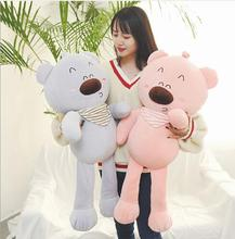 WYZHY New scarf bear plush toy sofa bedroom decoration to send friends and children gifts 50CM цена