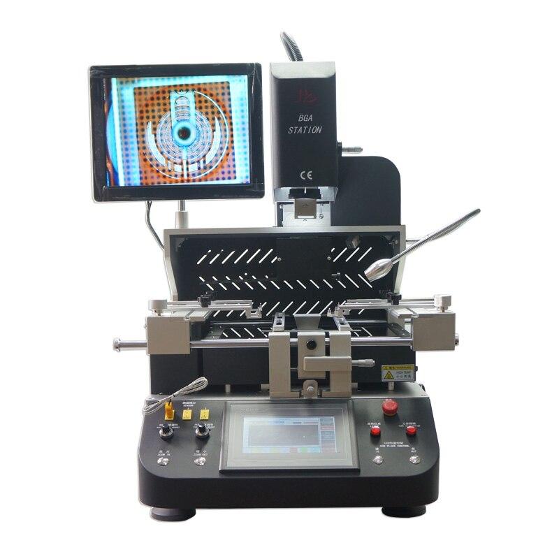LY G750 Station de reprise automatique BGA Air chaud 5200 W système d'alignement Machine de remballage