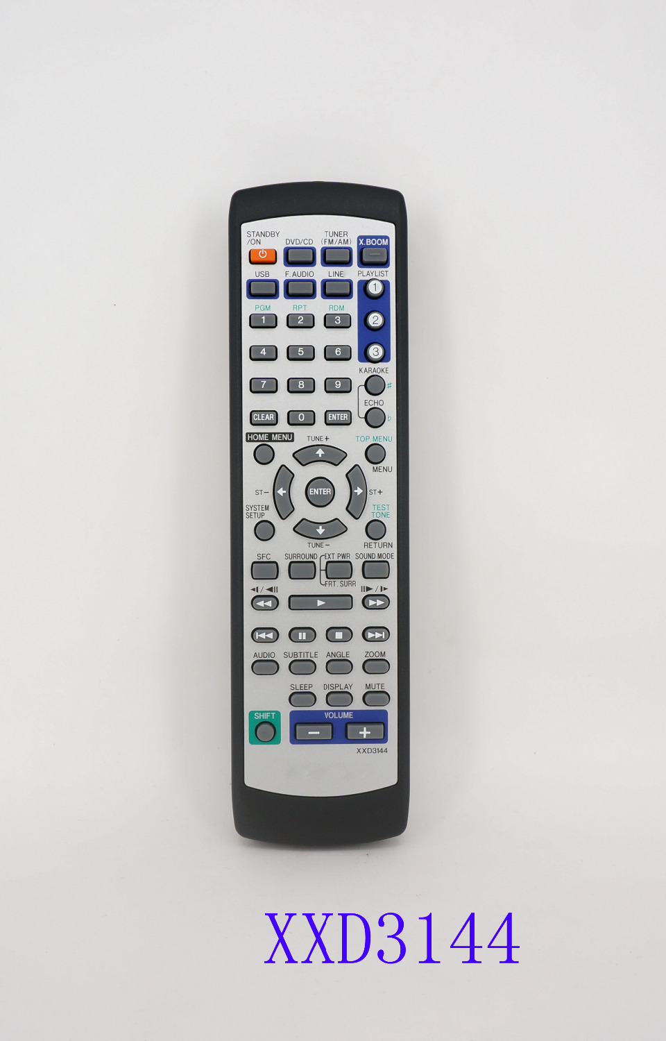 NEW original FOR PIONEER XXD3121 DVD/TV REMOTE CONTROL original new vnp1713 for pioneer dvd laser lens vnp1713 a vxx2653 vxx2658 dv s5d s6d s10a