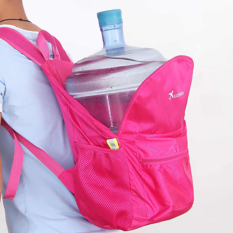 Мужской рюкзак большой Ёмкость туристический рюкзак нейлон Водонепроницаемый и путешествия Для женщин и Для мужчин школьные сумки через плечо сумки