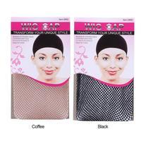 Kits de Ferramentas de maquiagem 30 Unidades/pacote de Nylon Elástico Boné Peruca de Cabelo Das Mulheres Elastic Stretchable Malha Net Para Usar Perucas Make Up ferramentas