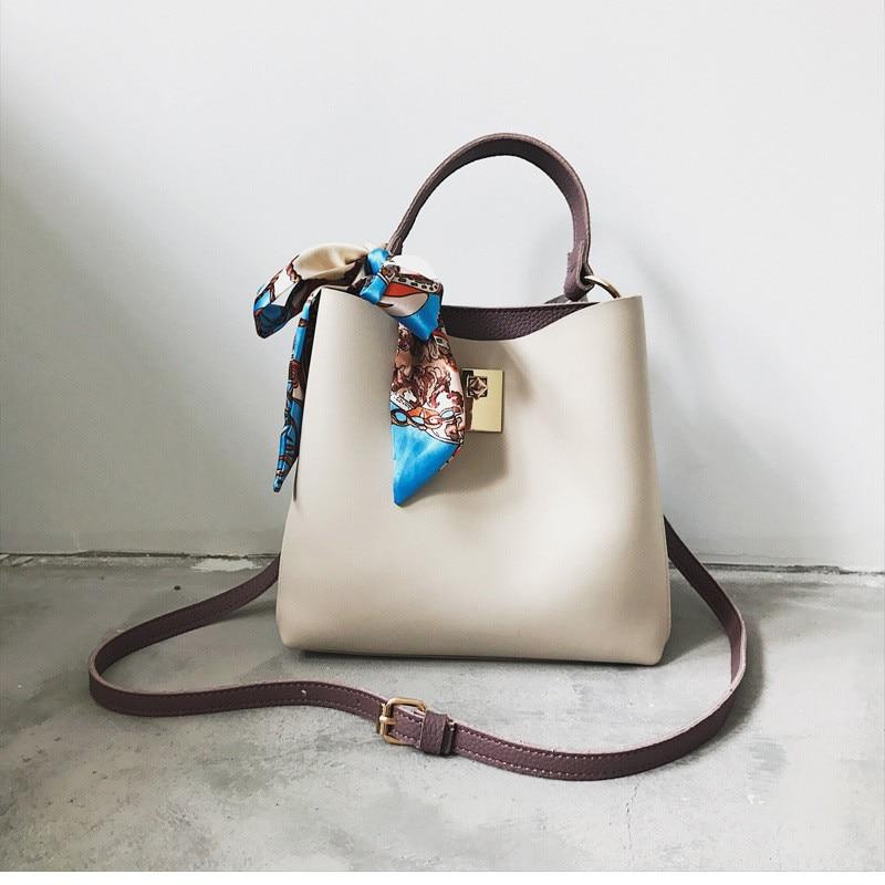 Fashion Women Messenger Bags PU Leather Female Shoulder Bag Ladies Crossbody Bags White color Girls High Quality handbag H0023