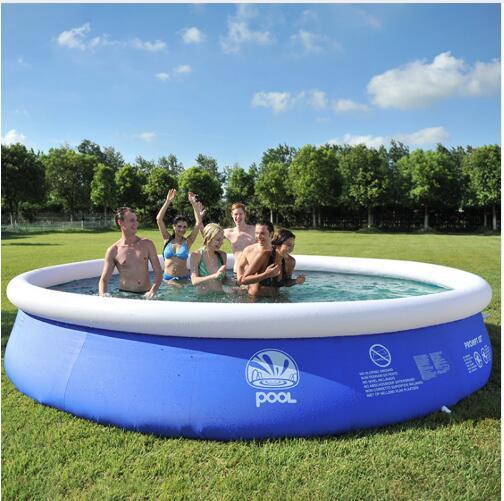 2019 été Sports nautiques bébé enfants piscine gonflable PVC Portable natation famille jouer piscine enfants baignoire enfants jouets