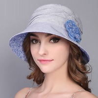 Summer Spring Summer Hat New Arrival Women Hat Folding Korean Style Outdoor Sun Cap Leisure Sunscreen Travel Cap B 7557