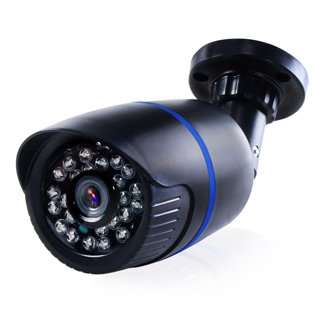 Onvif Wired 720P 960P 1080P IP-kamera P2P Bevægelsesregistrering - Sikkerhed og beskyttelse - Foto 2