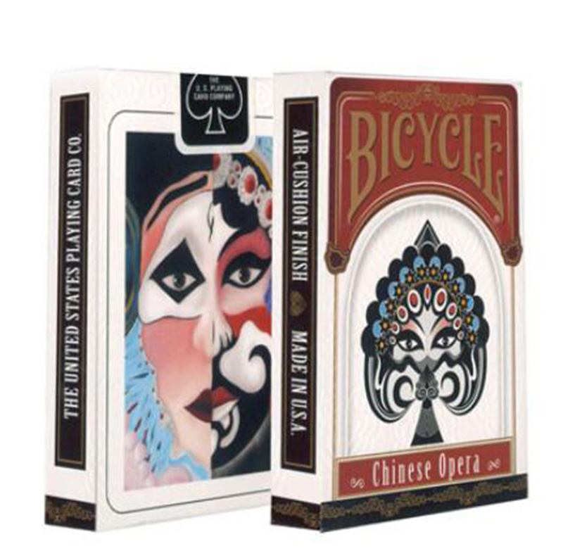 Bicycle Opera Playing Cards Magic Category