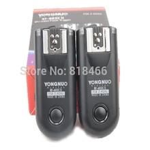 Yongnuo Flash Trigger RF 603II C RF603c c1 c3 ii RF 603  2 Transceivers for canon 5dII 1D 6D 7D 50d 60d 500d 600d 1000d ti5 ti6