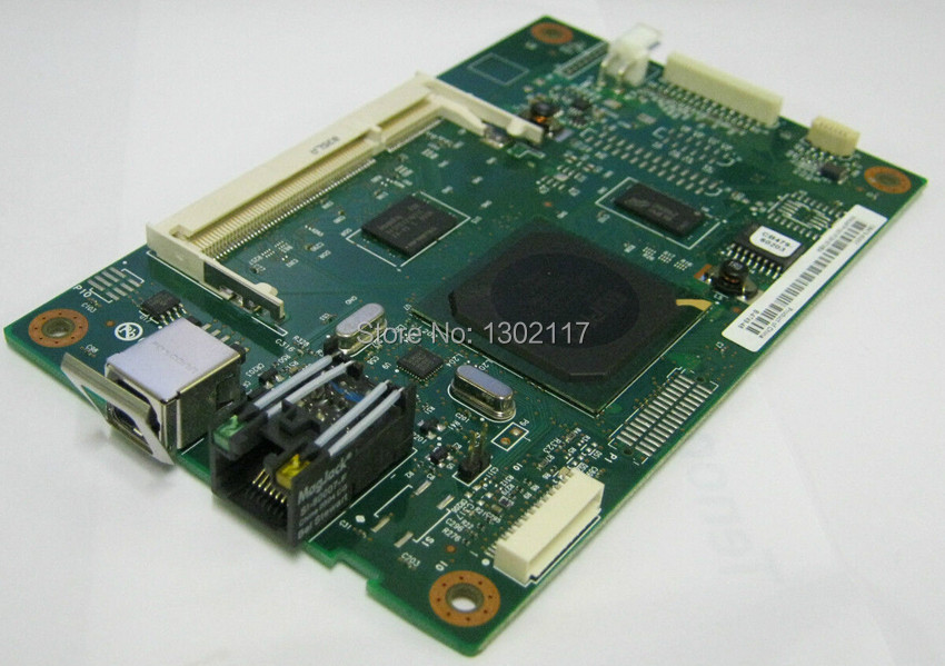 CB479-60001 Formatter Board for Color Laserjet CP1515N CP1510 CP1518NI Network formatter pca assy formatter board logic main board mainboard mother board for hp m775 m775dn m775f m775z m775z ce396 60001