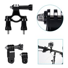 Brand New 18-In-1 Sport Accessory Kit for GoPro Hero4 Session Hero1 2 3 3+ 4 SJ4000 5000 6000 7000 Yi in Outdoor Sports