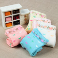 5 pairs / lot 2016 new spring / summer / autumn Cotton fashion lace love children socks for girls sock 2-10 year kids socks