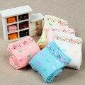 5 par/lote 2016 nueva primavera/verano/otoño de Algodón moda de encaje amor calcetín calcetines de los niños para las muchachas 2-10 años niños calcetines