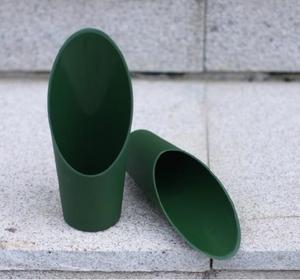 Image 2 - 16.5*4.5cm balde plástico pá ferramentas de jardim, planta, vasos de flores & plantadores rega kits 5 pc/lote a485