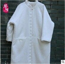 Зима 2016 новый продукт, оригинальный дизайн высокого класса женская хлопок шелк белье свободные большой ярдов