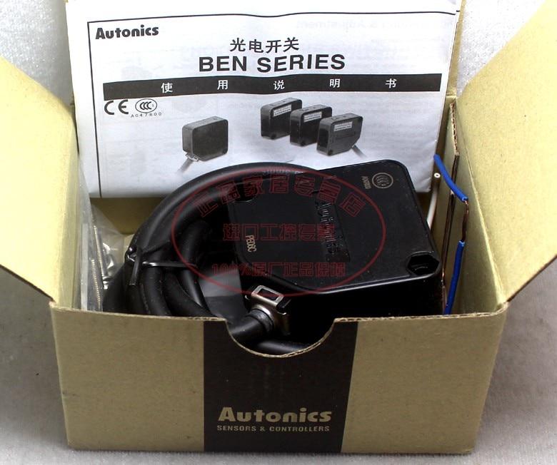 Original authentic Autonics Autonics photoelectric switch BEN500-DFR sensor switch sensorOriginal authentic Autonics Autonics photoelectric switch BEN500-DFR sensor switch sensor