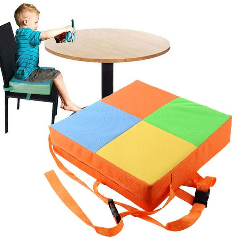 Useful Baby Kids Chair Booster Cushion Highchair Child