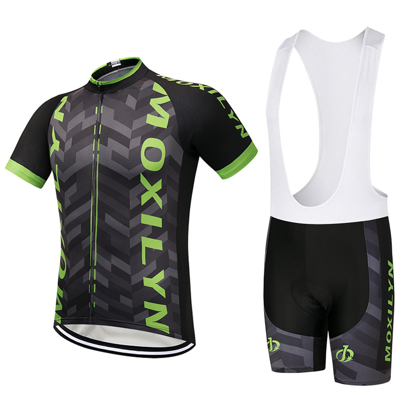 Team Cycling JERSEY Bike Shorts set Quick Dry Ropa Ciclismo Mens Breathable Bicycle clothing summer pro Cycling wear
