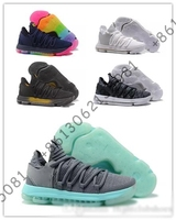 9c6295e8c3a1e0 Zoom 10 Anniversary University Red Still Kd BETRUE Men Basketball Shoes  Kevin Elite KD10 Sneakers Size