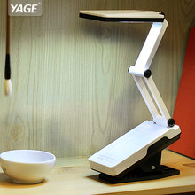 YAGE 3984 book reading light lamp led books clip Modern Foldable With 22 LED For Bedroom Charge Lamp