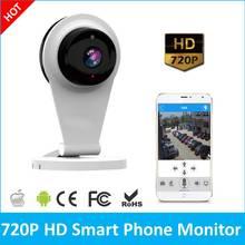 720 P HD Smart IP Камеры Беспроводные ВИДЕОНАБЛЮДЕНИЯ Системы Домашней Безопасности Wi-Fi Камера 720 P Домофон Смарт Netcam Webcam P2P Baby Monitor