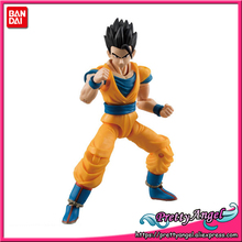 PrettyAngel ของแท้Bandai Tamashii Nations SHODO Vol.6 Dragon Ball SUPER Ultimate Son Gohan (9 ซม.) action Figure