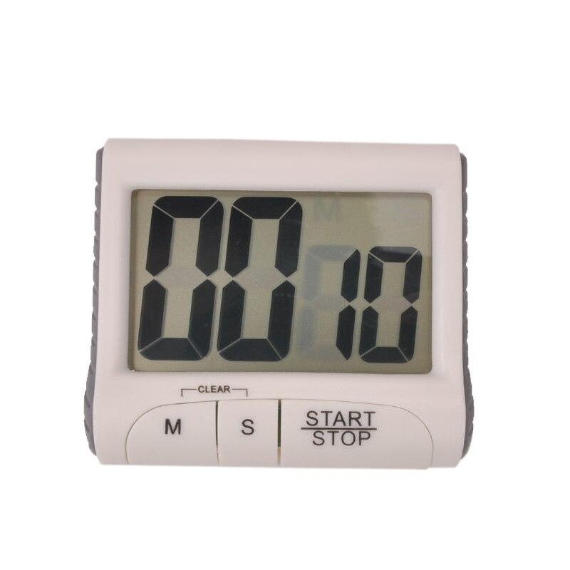 Magnetischer großer LCD-Bildschirm Digitaler Küchentimer-Alarm - Küche, Essen und Bar