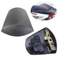 Fit Suzuki GSXR600 GSXR750 GSX R 600 750 GSXR 600 2011 2012 2013 2014 2015 2016 Motorcycles Carbon Black Rear Seat Cowl Cover
