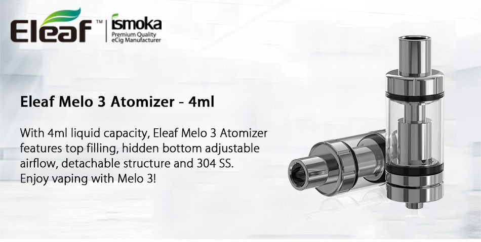Eleaf Melo 3 Atomizer - 4ml _01