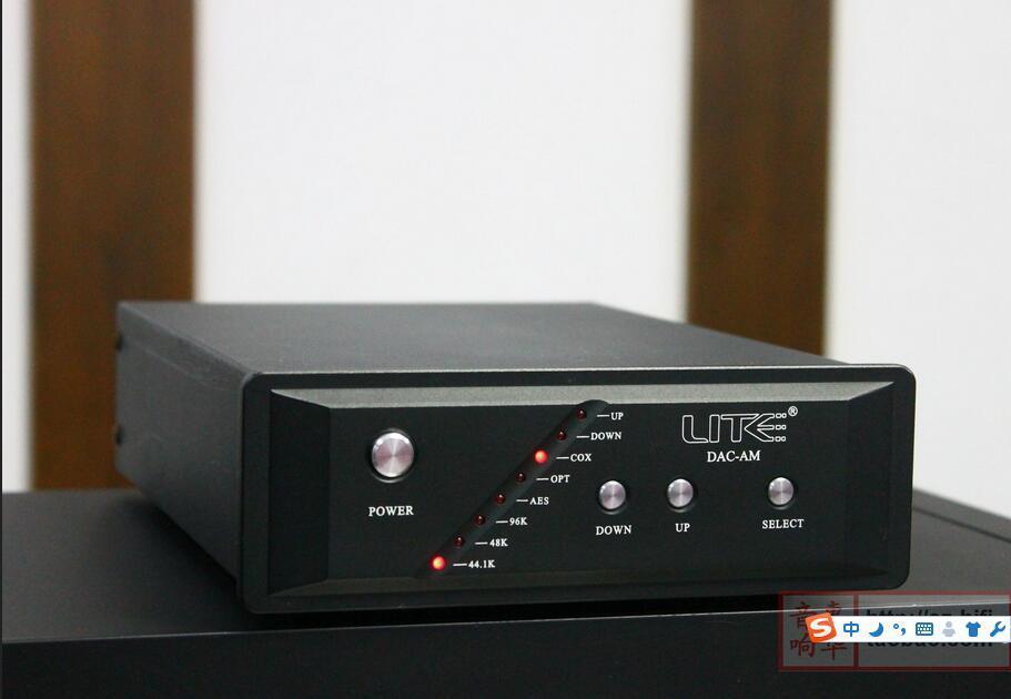 LITE AD1853 Hi-end Audio DAC / Preamp / Headphone Amplifier Multi – Function DAC