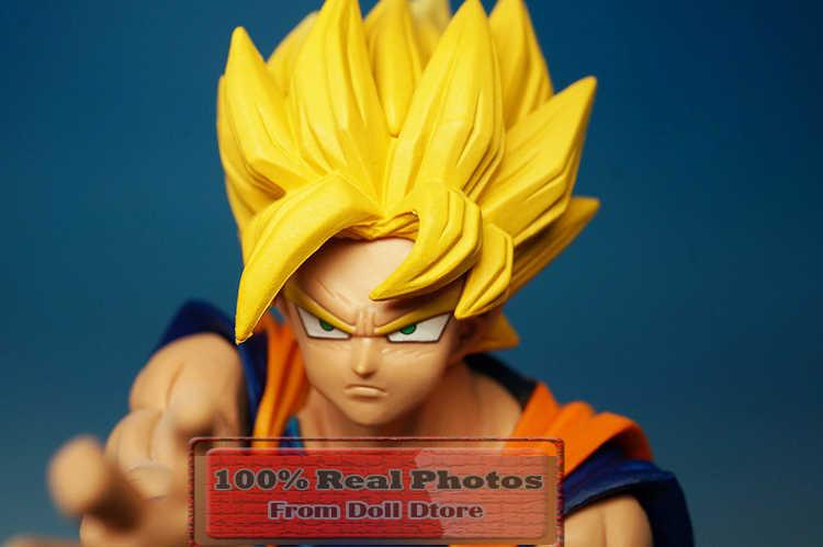 Japonês figura anime Dragon ball Son Goku figura de ação crianças brinquedos para meninos brinquedos coleção modelo