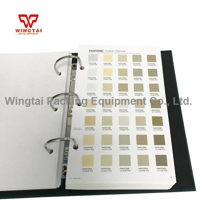 Pantone Tcx Cotton Planner Pantone Fashion Home Tcx Color Chart