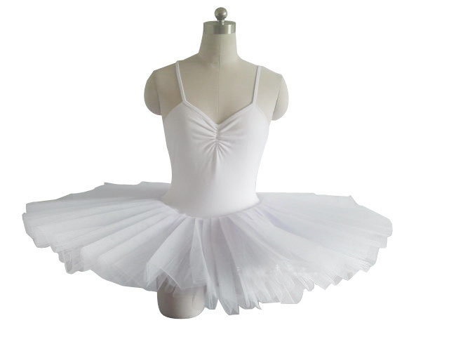 5 Layers Professional Adult Ballet Costume Black/White Ballerina Dance Dress Women Ballet Dance Clothes Girls Ballet Dance Tutu