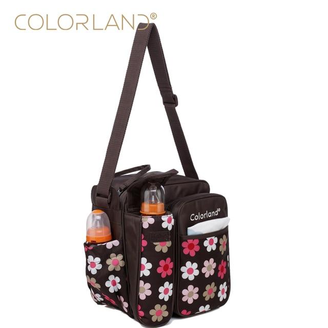 Colorland Small Diaper Bag Series Fashion Handbags For Moms Designer Baby Bags Mom Ny