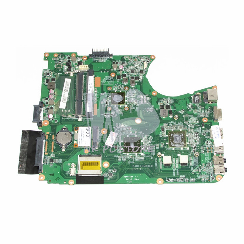 A000081340 DABLEDMB8E0 MAIN BOARD For Toshiba Satellite L750D Laptop Motherboard E450 CPU DDR3 new h000064160 main board for toshiba satellite nb15 nb15t laptop motherboard n2810 cpu ddr3