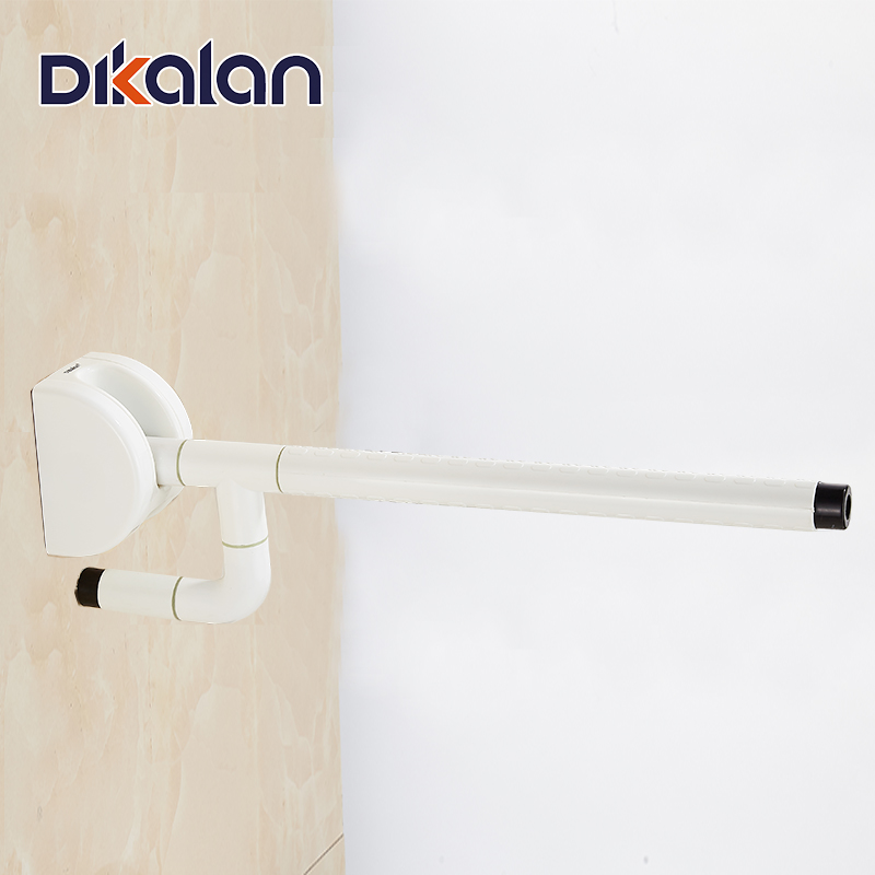 Dikalan Toilet Handrail Standard Grab Bar Bathroom Railing Anti slip Trapleuning Bathtub Accessories Stainless Steel Handle